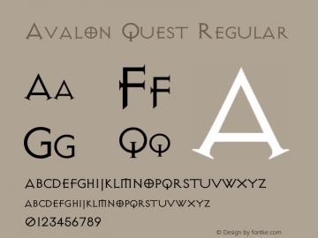 Avalon Quest
