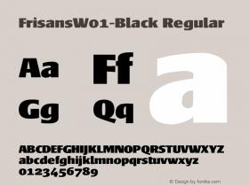 FrisansW01-Black