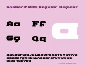 GnoSerifW05-Regular