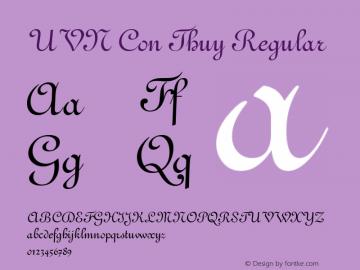 UVN Con Thuy