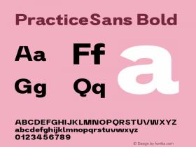 PracticeSans
