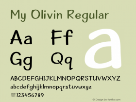 My Olivin