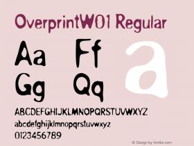 OverprintW01
