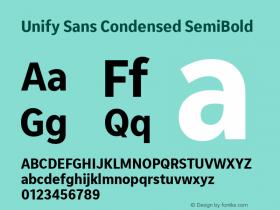 Unify Sans