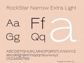 RockStar Narrow
