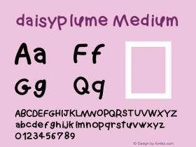daisyplume