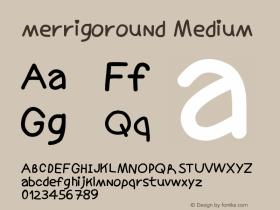merrigoround