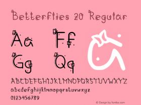 Betterflies 20
