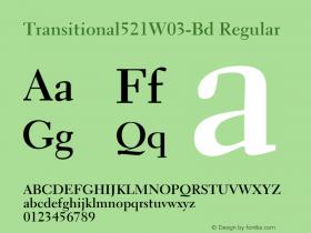 Transitional521W03-Bd