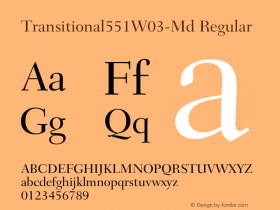 Transitional551W03-Md