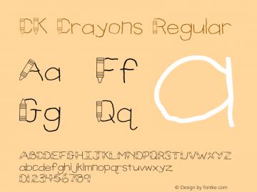 CK Crayons