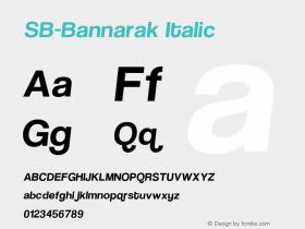 SB-Bannarak