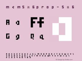 mem 5x6