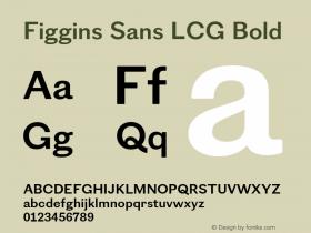 Figgins Sans LCG