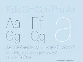 Fakt SmCon Pro