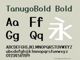 TanugoBold