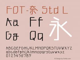 FOT-奈 Std