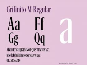 Grifinito M