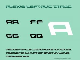 Alexis Leftalic