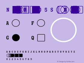 NumberswithRingsW05-Serif
