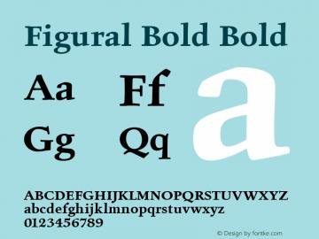 Figural Bold