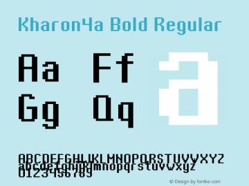 Kharon4a Bold