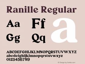 Ranille