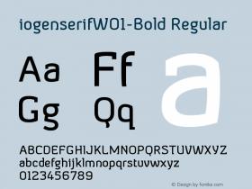iogenserifW01-Bold