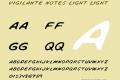 Vigilante Notes Light
