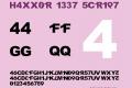 H4XX0R