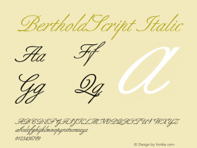 BertholdScript