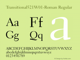Transitional521W01-Roman