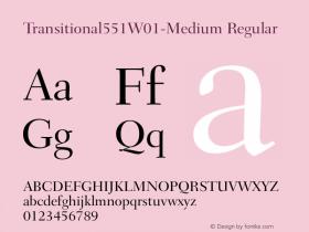 Transitional551W01-Medium