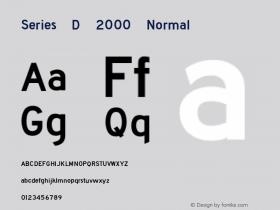 Series D 2000