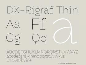 DX-Rigraf