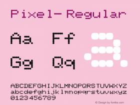 Pixel-