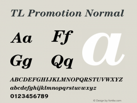 TL Promotion