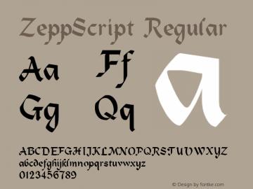 ZeppScript