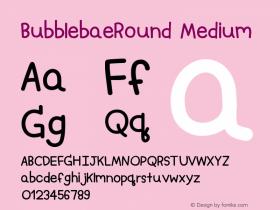 BubblebaeRound