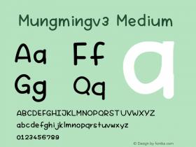 Mungmingv3