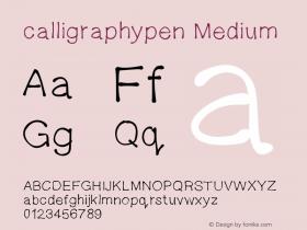 calligraphypen