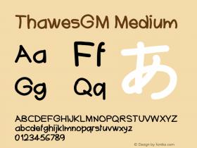 ThawesGM