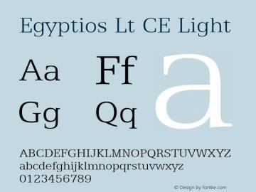 Egyptios Lt CE