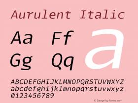 Aurulent