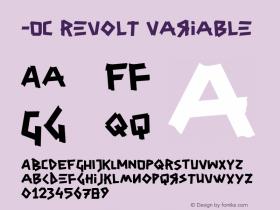 -OC Revolt