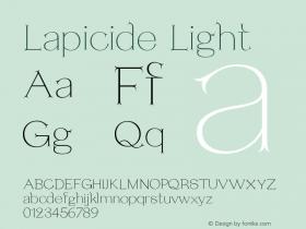 Lapicide
