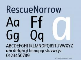 RescueNarrow