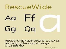 RescueWide