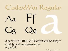 CodexW01