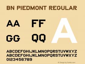 BN Piedmont